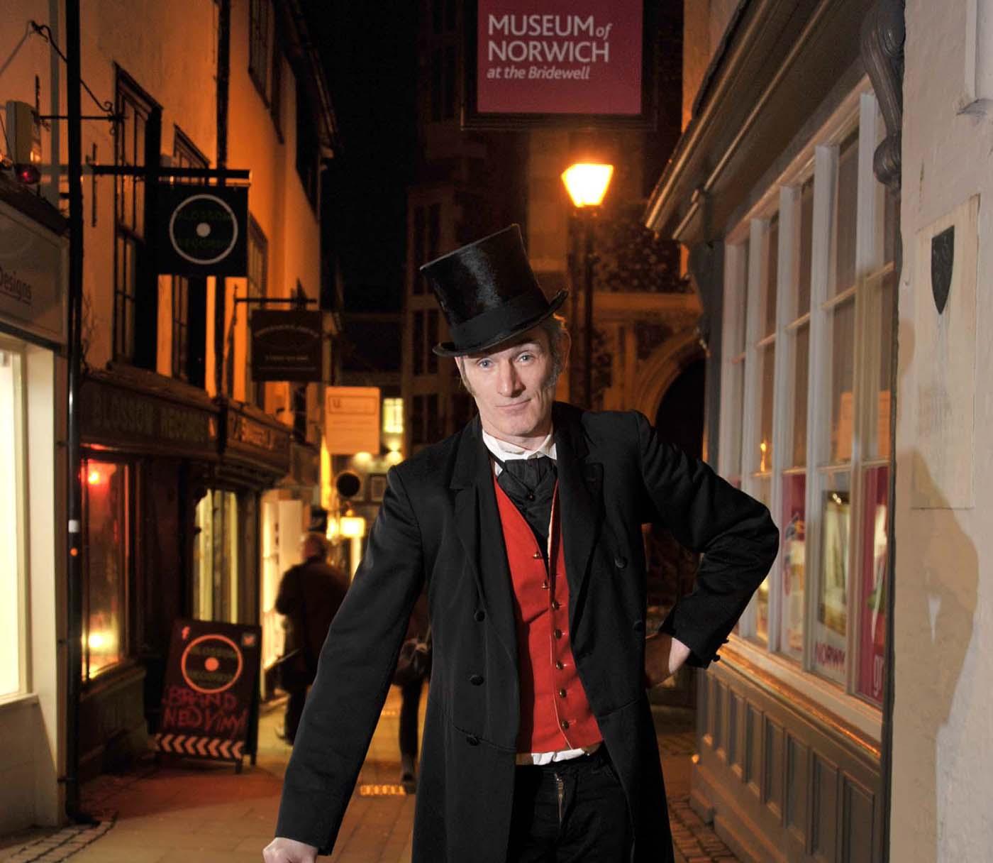 Introducing Mr Jack Valentine! - Visit Norwich