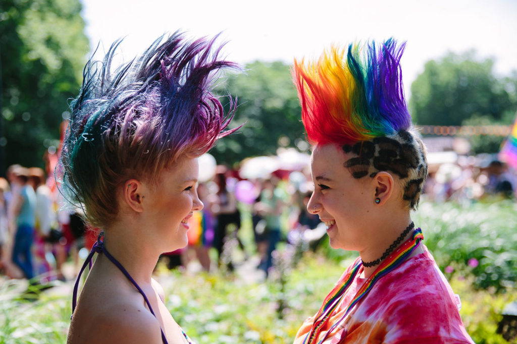 Punky Norwich Pride