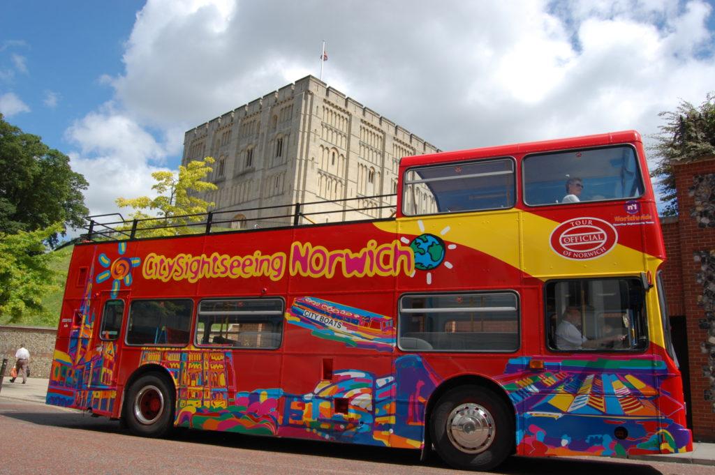Awayadays: City Sightseeing Bus
