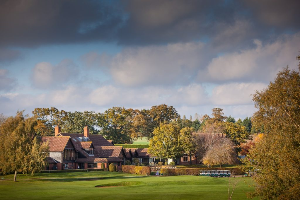Book a couples break at Barnham Broom, and make use of the stunning grounds and golf course