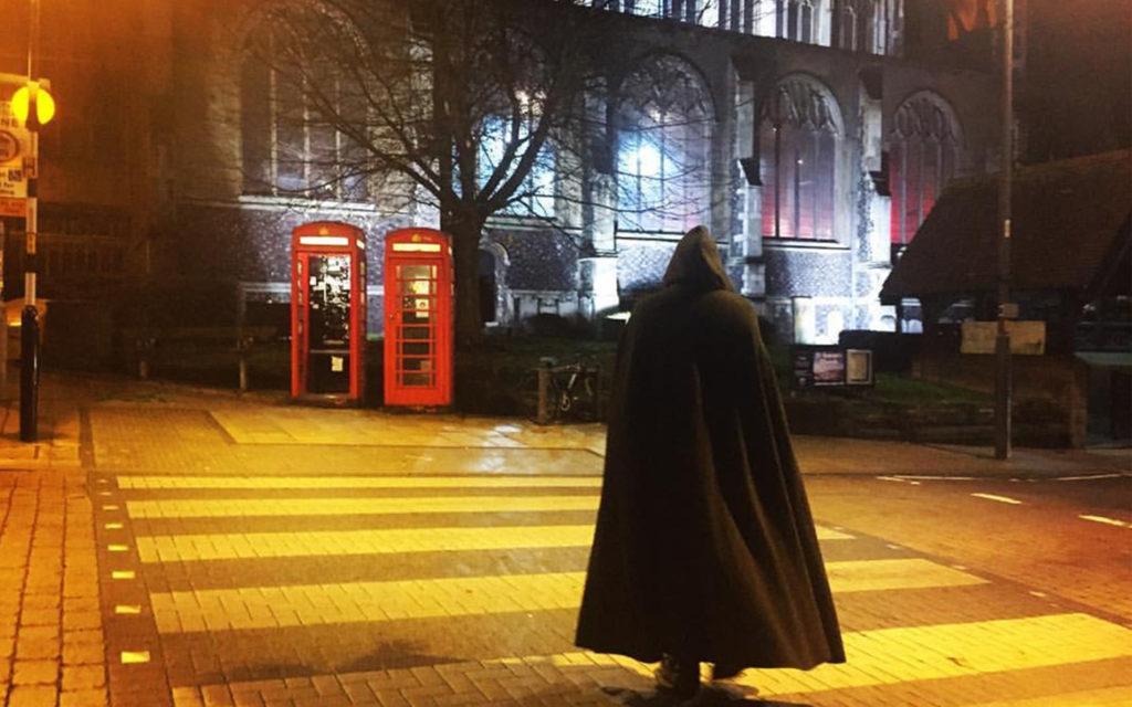 Norwich Ghost Walks