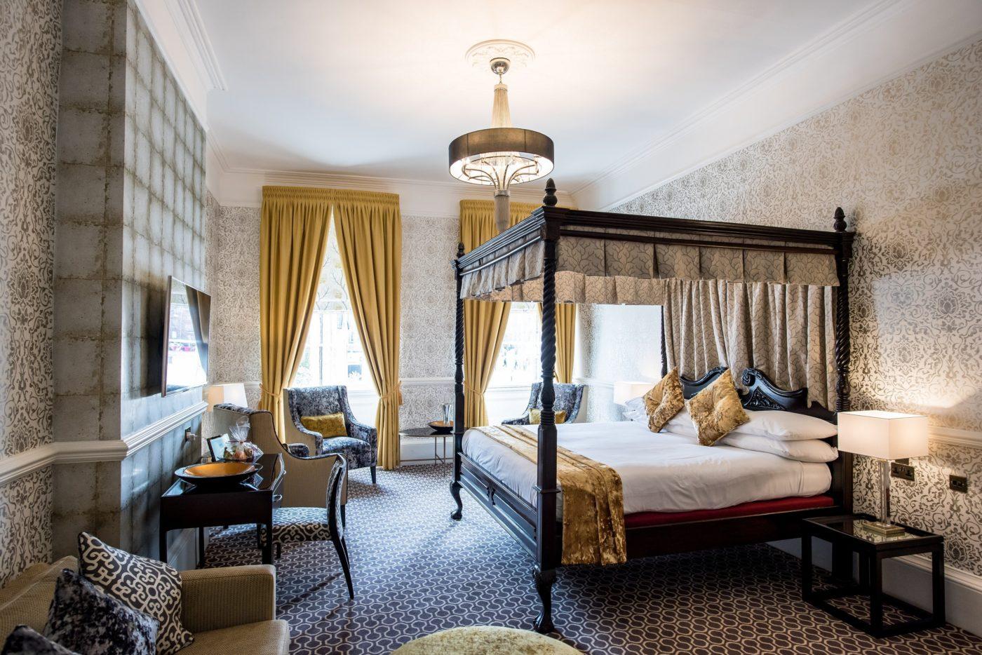 The Paston Suite, Maids Head Hotel