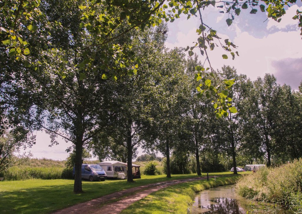 The Reedham Ferry Complex Touring Park, an affordable break in Norfolk