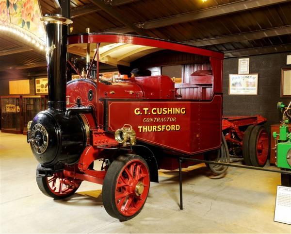 Thursford Steam Engine Museum