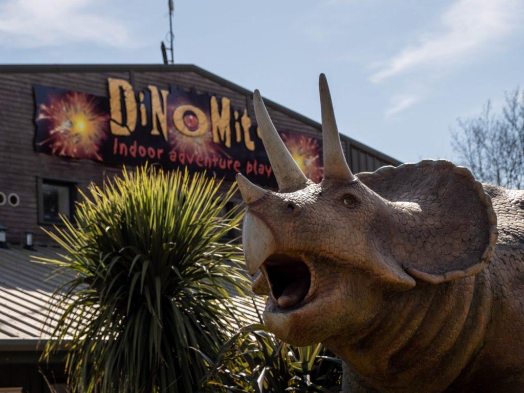 Dinomite Indoor Adventure Play at Roarr! Dinosaur Adventure
