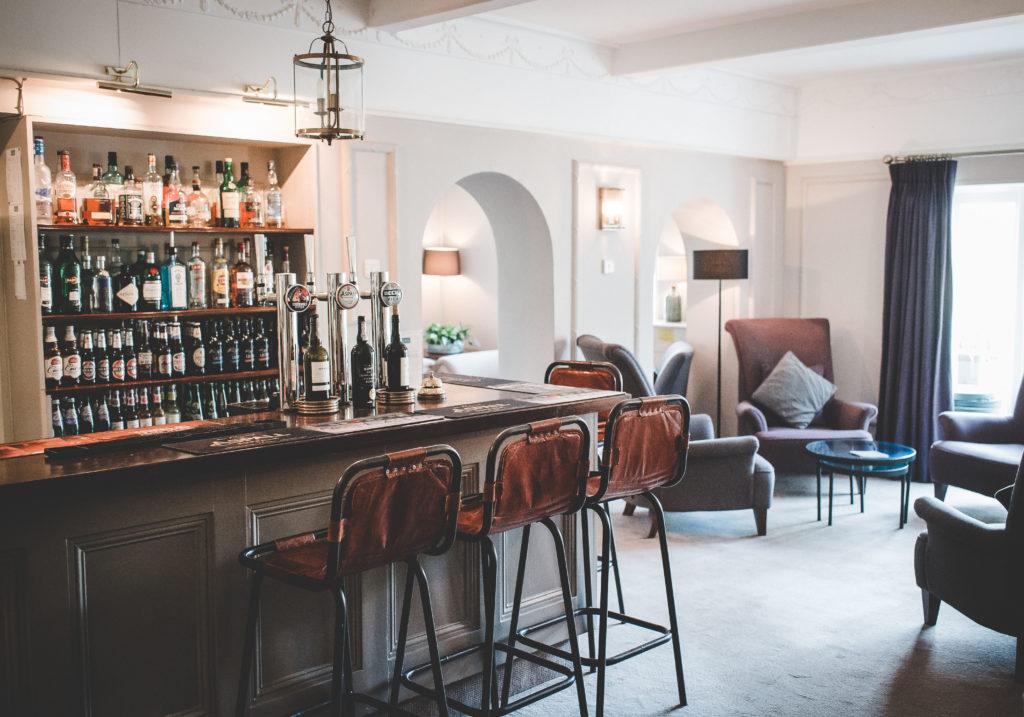 The Norfolk Mead Hotel Bar