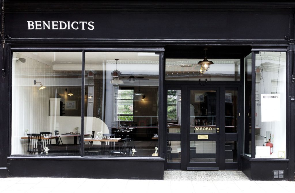 Benedicts, Norwich