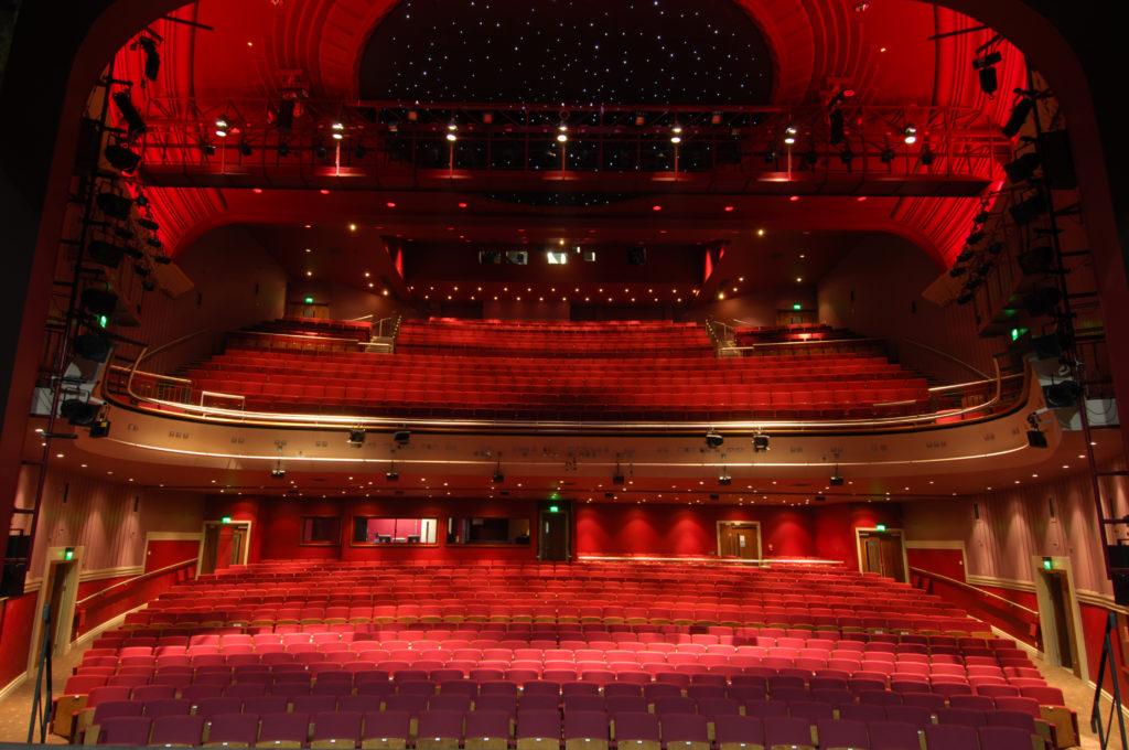Norwich Theatre Royal Auditorium