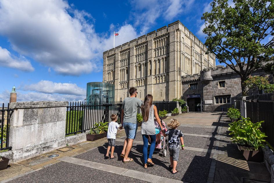 Norwich Castle is a must-see for artwork and culture this summer