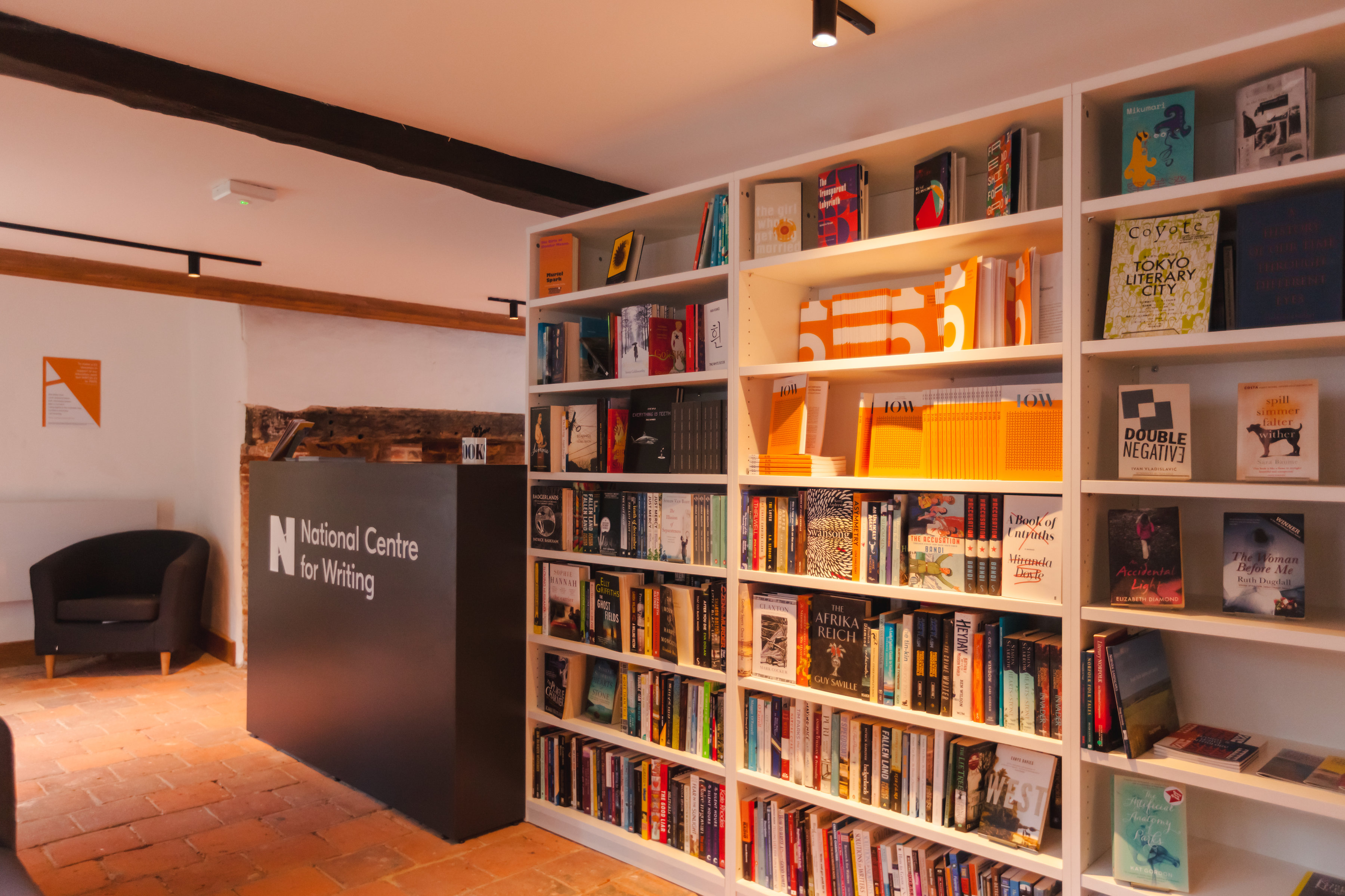The National Centre for Writing, Norwich