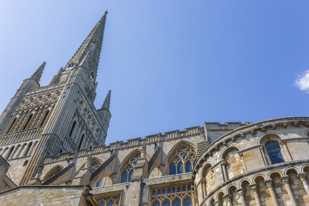 10 unmissable buildings in Norwich