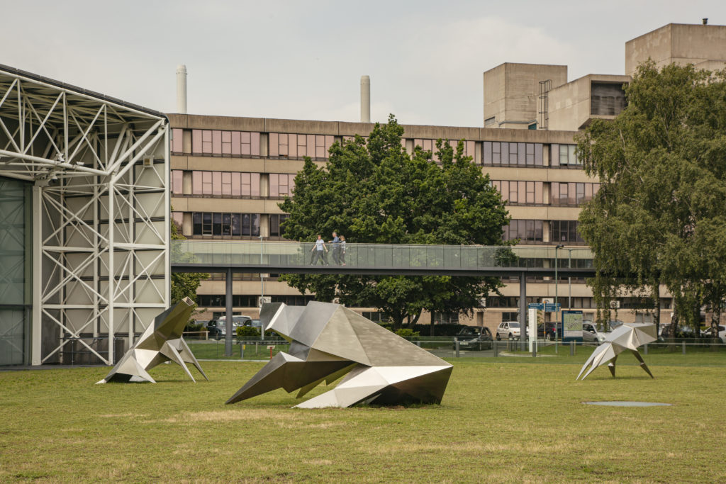 Sainsbury Centre for Visual Arts Sculpture Park