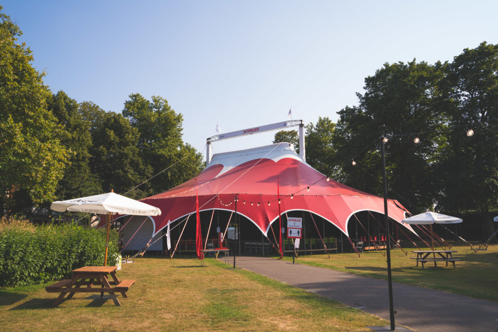 Image of Interlude tent