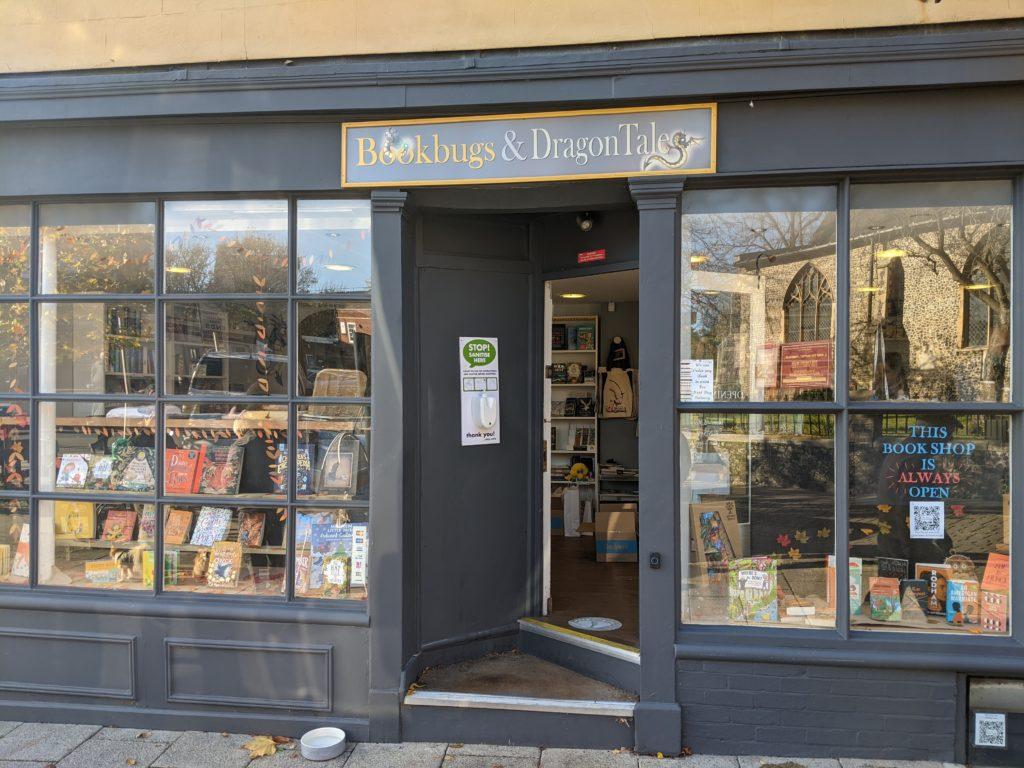 Bookbugs & Dragon Tales
