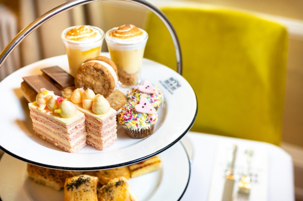 Assembly House Afternoon Tea