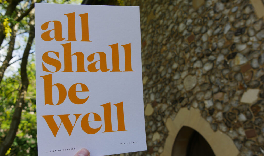 All Shall Be Well Prints