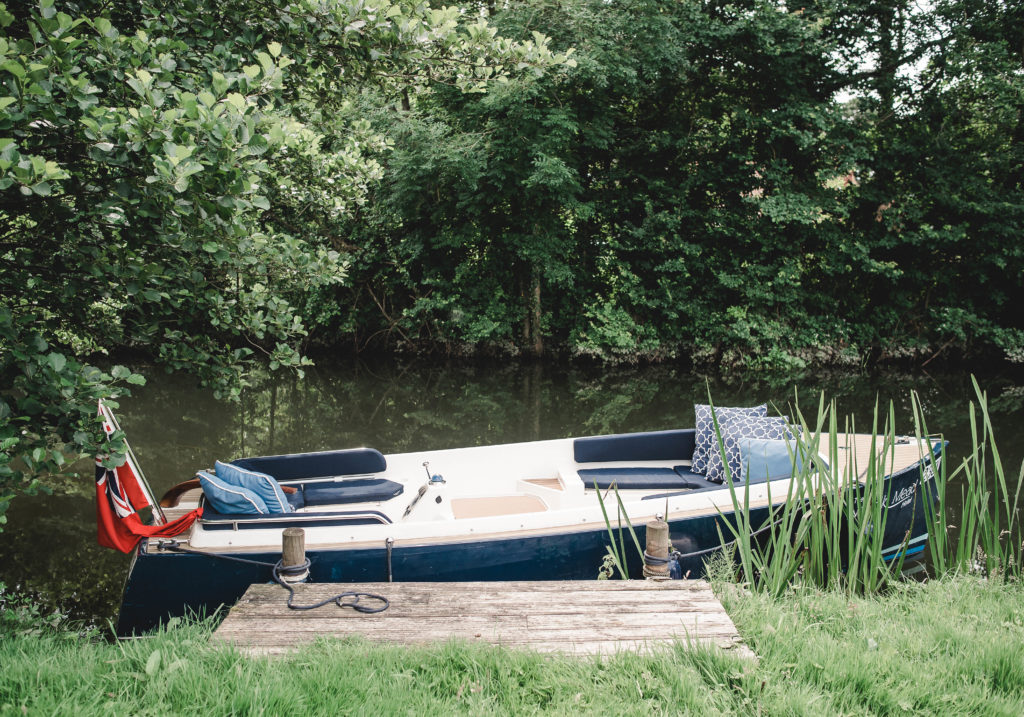 The Norfolk Mead's boat