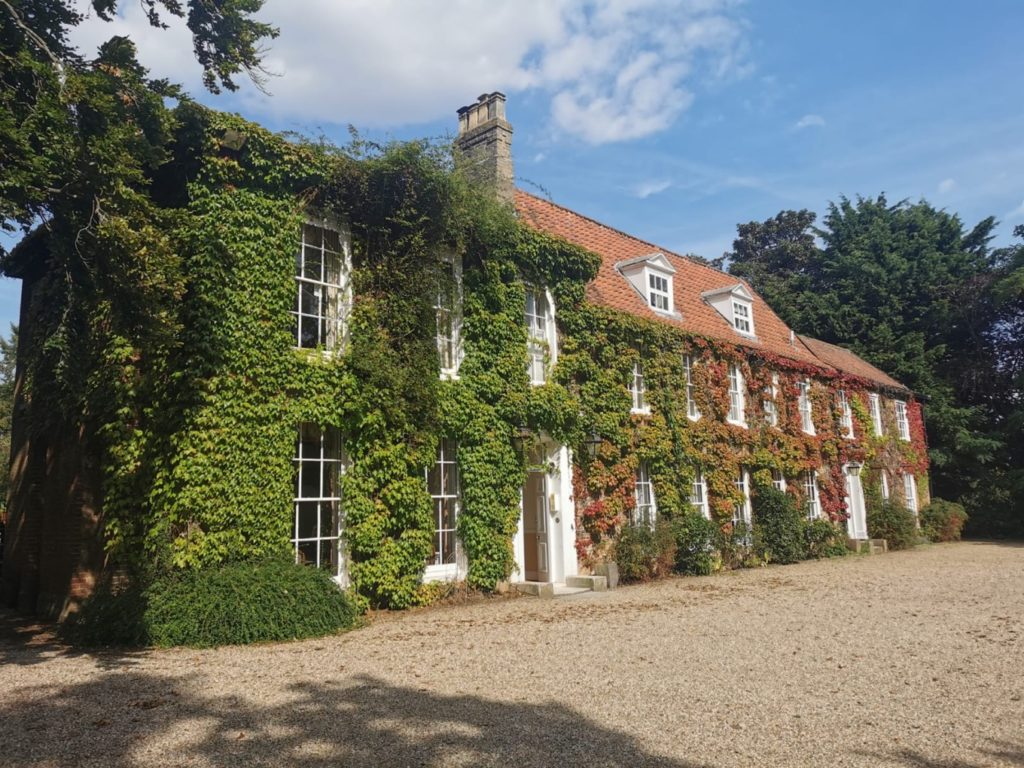The Stower Grange Hotel, only a short drive from Norwich