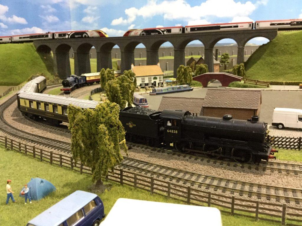 Wroxham Miniature Worlds Railway Development