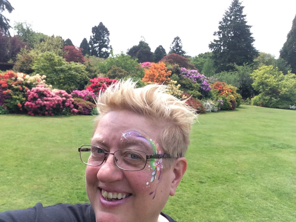 Julie Bremner, Founder and Trustee of Norwich Pride