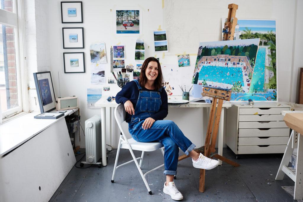 Norfolk Open Studios, Jenni Murphy
