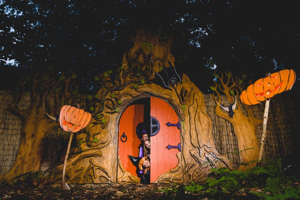 BeWILDerwood at Glorious Glowing Lantern Parade